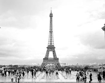Eiffel Tower Prints, Paris Baby Shower, Anniversary Gift, Destination Wedding, Paris Photo, Office Photo Art, French Sweet 16 Party