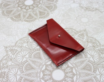 Wallet leather type/purse/small purse//various colors