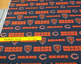 Chicago Bears Cotton Fabric