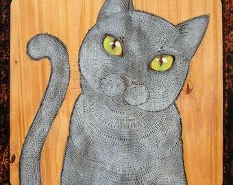 Feline . Giclee Art Print