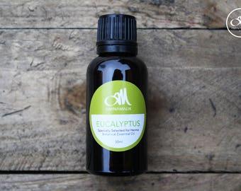 AM Eucalyptus Essential Oil for Henna 30ml