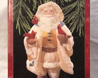 Hallmark 1997 Keepsake Ornament Merry Olde Santa Collector Series