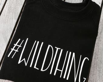Wildthing sweater