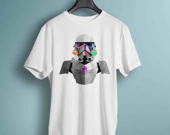 Star Wars, Stormtrooper, Star Wars t shirt, Storm trooper t shirt, mens t shirt, gift for dad, graphic t shirt, fathers day