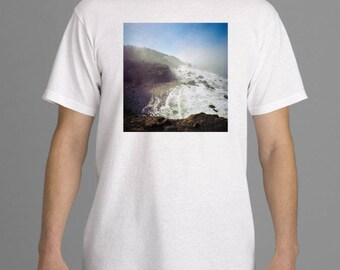 "Men's T-Shirt ""Mile Rock Beach"""