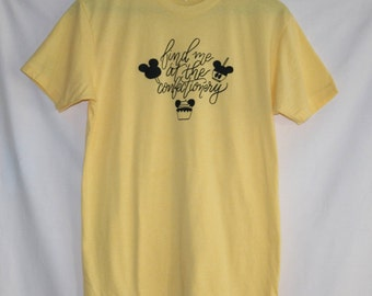 Confectionery Yellow T-shirt