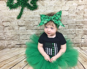Matching Headbands- St Patricks Day Headband; St Patricks Day Headwrap; Plaid Headband; Plaid Headwrap; Plaid Bow; St Patricks Day Bow Plaid