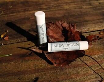 Tallow Lip Balm