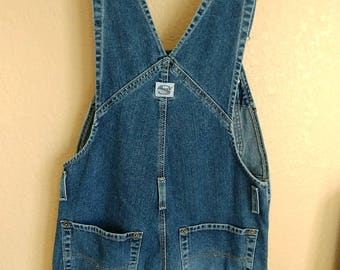Overall Cut-Offs - Tag say XS - 100% Cotton - Very cool