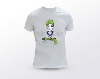 African T Shirt, African Man Shirt, African Man Tee, Afro T Shirt, Afro Tee, African American, African Tee, African Woman