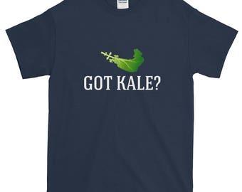 Kale Shirt, Vegan Shirt, Kale Tee, Vegetarian Shirt, Vegan Gifts, Vegetable Print