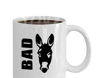 Bad ass funny Coffee mug gift
