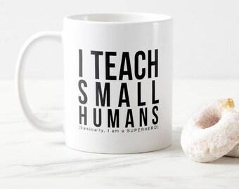 Teacher coffee mug gift for teachers