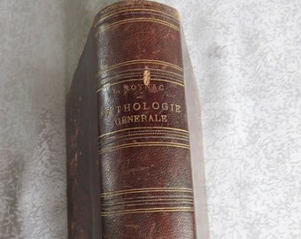 Old Manual of General Pathology (1891) - For Students / Doctors