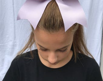Light Purple Cheer Bow