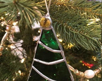 Tree Christmas Ornament