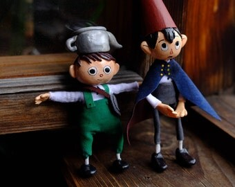 Over The Garden Wall  (Wirt and Greg)