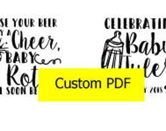 Customized Design PDF
