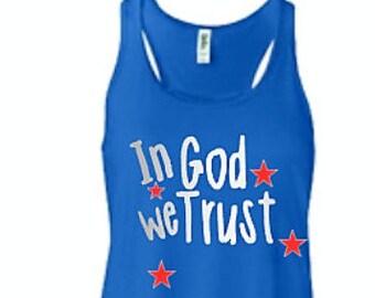 Women's 4th of July Shirt