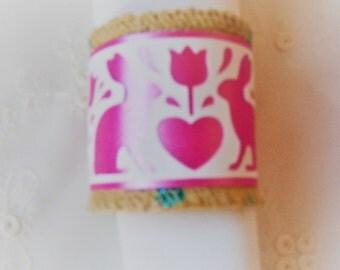 Handmade, napkin rings, Wedding favor, Napkin rings holders, Napkin bands, Burlap napkin rings, Wedding napkin rings, Table decor, set of 12