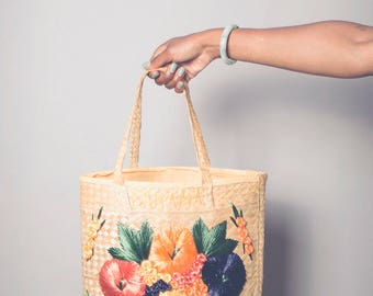 Morning Glory Tote