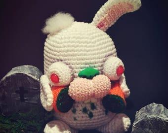 Zombie Animal Crochet, ZOMBUNNY