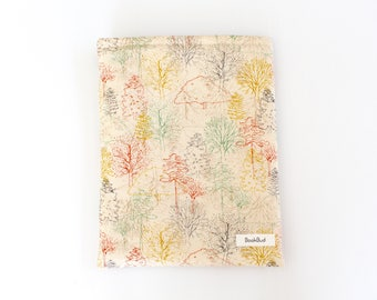 Autumn BookBud book sleeve