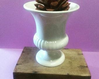Vintage Grizelle Japan Ceramic Urn Vase