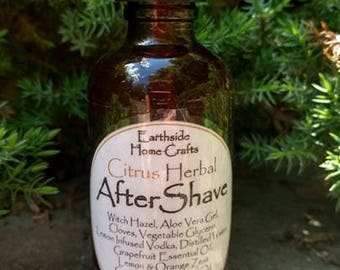 Citrus Herbal Aftershave