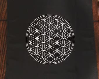 Flower of life, Crystal grid
