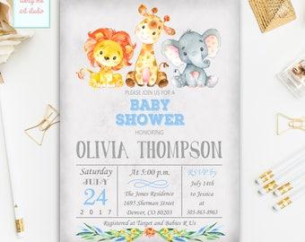 Baby dusche lädt | Etsy