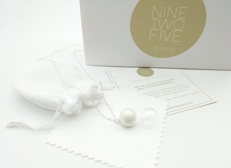 Breast Milk Preservation DIY Kit for Breastmilk Jewelry