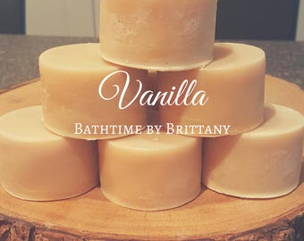 Vanilla Hair Care--Shampoo Bars--Solid Shampoo--Conditioner Bars--Solid Conditioner--Travel Shampoo--Travel Conditioner--Ready to Ship!