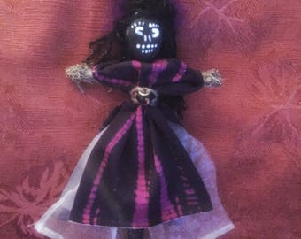 Voodoo Doll Handmade Authentic New Orleans Inspired Art Doll Voodoo