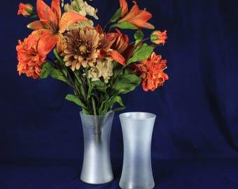 Wedding Vases Centerpiece, Wedding Vases, Wedding Centerpiece, Silver Centerpiece, Wedding Vase Silver, Silver Vase, Silver Glitter, Glitter