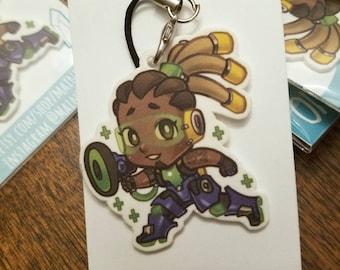 Overwatch Lucio Charm