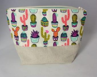 Makeup trend cactus multico