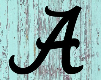 University of Alabama Decal/Roll Tide/Crimson Tide/Alabama/AL/UofA Decal/Roll Tide Decal