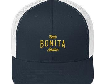 Calle Bonita Trucker Snapback Hat