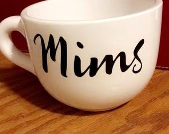 Large Mug *Custom Made*