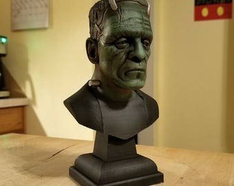 Frankenstein's Monster Bust