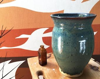 Sea Stone ceramic vase