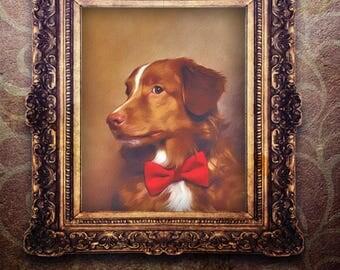 Custom dog painting, pet memorial, dog portrait, dog, custom pet portrait, pet painting, dog painting, pet art, pet portrait custom
