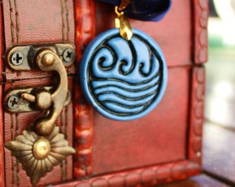 Katara's Water Tribe necklace - Avatar the Last Airbender