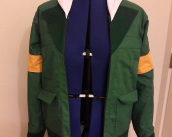 Lance McLain Voltron Cosplay Jacket