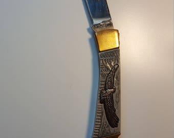 Vintage American Eagle Pocket Knife