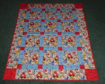 BABY BOY Handmade Baby blanket