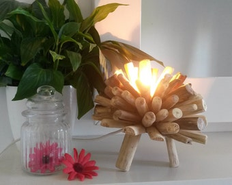 Bedside lamp 'Nature'