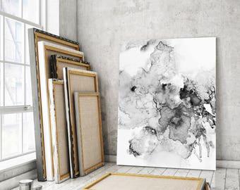 Printable art, abstract printable, black and white printable art, downloadable prints, art print, abstract digital prints