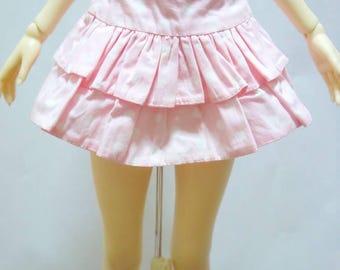 SD BJD ruffle skirt